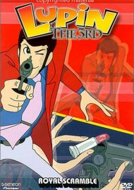 Lupin The 3rd: Volume 7 - Royal Scramble Movie