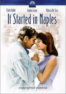 It Started In Naples Movie