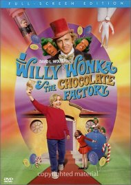 Willy Wonka & The Chocolate Factory (Fullscreen) Movie