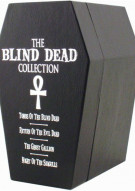 Blind Dead Collection, The (5-Disc Limited Edition) Movie