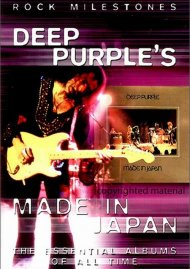 Rock Milestones: Deep Purple - Made In Japan Movie