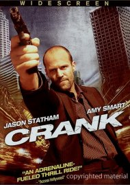 Crank (Widescreen) Movie