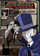 Case Closed: Season 3, Volume 1 - Behind The Facade Movie