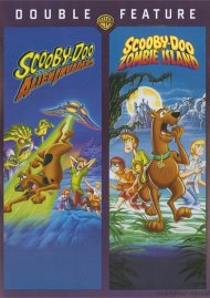 Scooby-Doo!: And The Alien Invaders / Scooby-Doo On Zombie Island (Double Feature) Movie