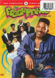 Fresh Prince Of Bel-Air, The: The Complete Seasons 1 - 4 Movie