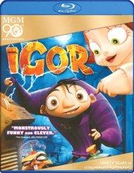 Igor Blu-ray