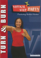 Vertical Step Party Turn & Burn Workout With Katina Hunter Movie
