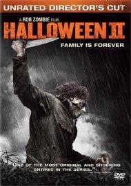 Halloween II: Unrated Directors Cut Movie