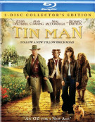 Tin Man: 2 Disc Collectors Edition Blu-ray