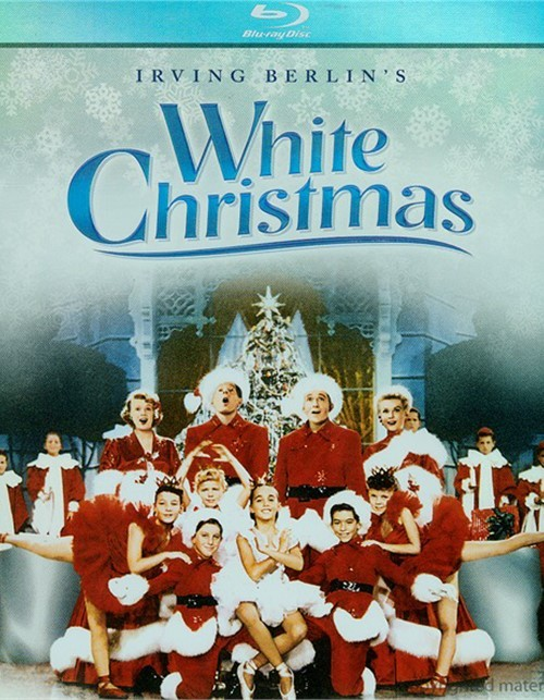 White Christmas: Anniversary Edition Blu-ray