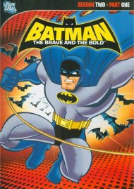 Batman: The Brave And The Bold - Season Two, Part One Movie