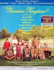 Moonrise Kingdom (Blu-ray + DVD + Digital Copy + UltraViolet) Blu-ray