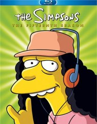 Simpsons, The: The Complete Fifteenth Season Blu-ray