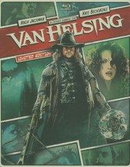 Van Helsing (Steelbook + Blu-ray + DVD + Digital Copy + UltraViolet) Blu-ray