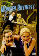Monkey Business, Four Marx Brothers Movie