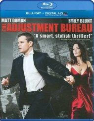 Adjustment Bureau, The (Repackage) Blu-ray