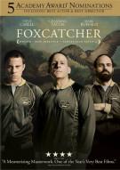 Foxcatcher (DVD + UltraViolet) Movie