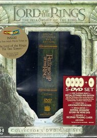 Lord Of The Rings, The: The Fellowship Of The Ring - Collectors Gift Set Movie