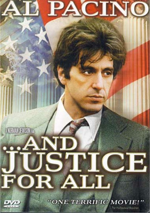 ...And Justice For All Movie