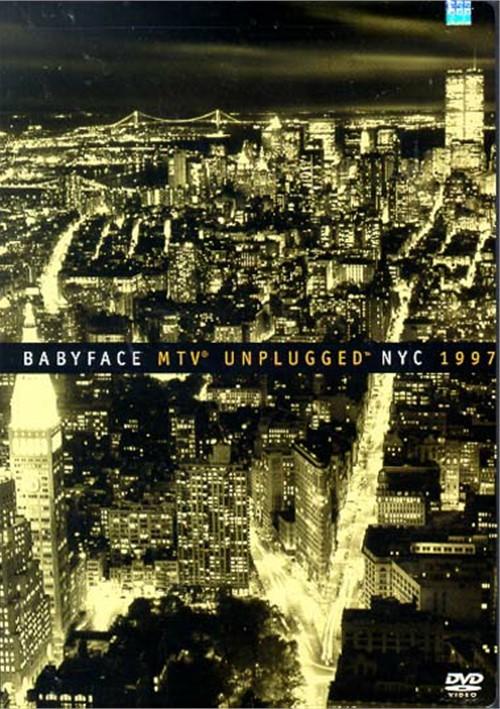 Babyface: MTV Unplugged - NYC 1997 Movie