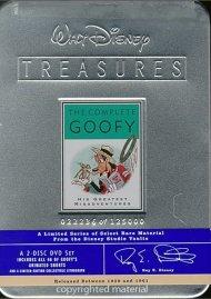 Complete Goofy, The: Walt Disney Treasures Limited Edition Tin Movie