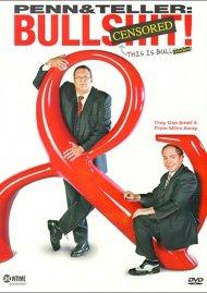 Penn & Teller: BS! The Complete Season 1 - Censored Movie