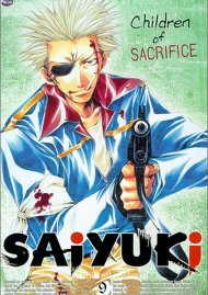 Saiyuki: Volume 9 - Children Of Sacrifice Movie