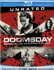 Doomsday: Unrated Blu-ray
