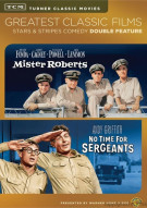 TCM Greatest Classic Films: Mister Roberts / No Time For Sergeants (Double Feature) Movie