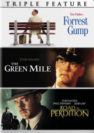 Forrest Gump / The Green Mile / Road To Perdition Movie