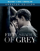Fifty Shades Of Grey (Blu-ray + DVD + Ultra Violet) Blu-ray