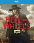 Hell On Wheels: The Complete Fifth Season Volume 1 Blu-ray