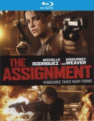 Assignment, The (Blu-ray + DVD + UltraViolet) Blu-ray