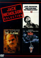 Jack Nicholson Selection: The Pledge/ The Witches Of Eastwick/ One Flew Over The Cuckoos Nest Movie