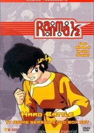 Ranma 1/2: Season 3 Box Set - Hard Battle Movie
