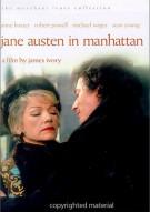 Jane Austen In Manhattan Movie