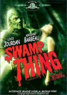 Swamp Thing Movie