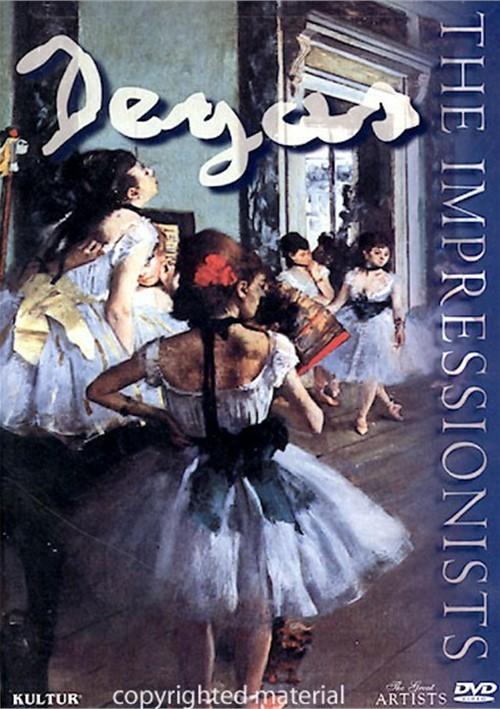 Impressionists, The: Degas Movie