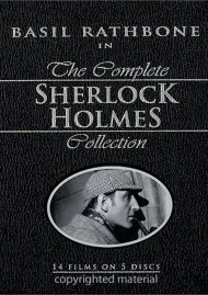 Complete Sherlock Holmes Collection, The  Movie