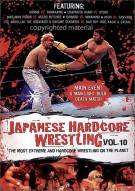 Japanese Hardcore Wrestling: Volume 10 Movie