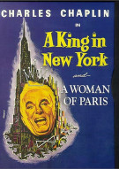 King In New York, A / A Woman Of Paris Movie