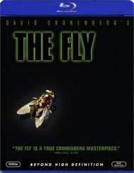 Fly, The Blu-ray