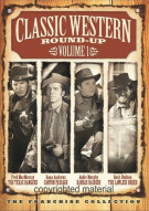 Classic Western Round-Up: Volume 1 Movie