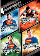 4 Film Favorites: Superman Movie