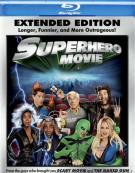Superhero Movie: Extended Edition Blu-ray