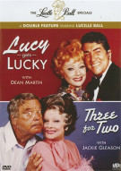 Lucille Ball Specials, The: Lucy Gets Lucky / Three For Two Movie
