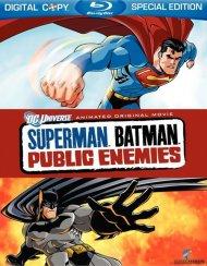 Superman Batman: Public Enemies - Special Edition Blu-ray