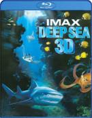 IMAX: Deep Sea 3D (Blu-ray 3D) Blu-ray