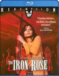 Iron Rose, The Blu-ray