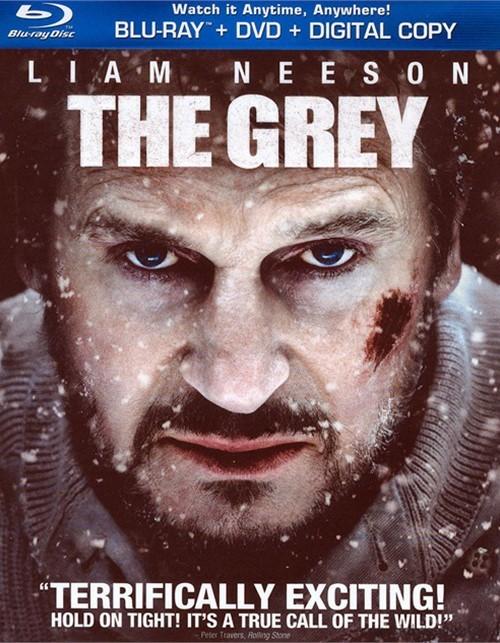 Grey, The (Blu-ray + DVD + Digital Copy + UltraViolet) Blu-ray